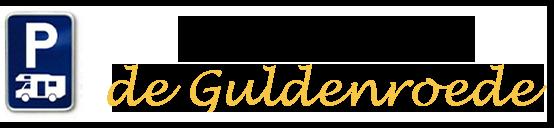 Camperplaats Guldenroede Logo